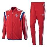 ADIDAS FC Bayern Kinder Trainingsanzug (F49506) Gr. 176