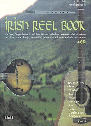The Irish Reel Book- alle Melodieinstrumente