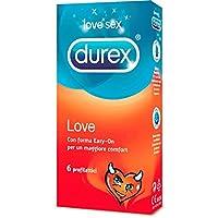 Kondome Durex Love 6Stück preisvergleich bei billige-tabletten.eu