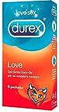 Kondome Durex Love 6Stück