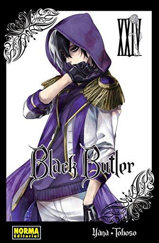 Descargar Libro Black Butler 24 de Yana Toboso