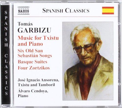 Musik Fr Txistu und Klavier