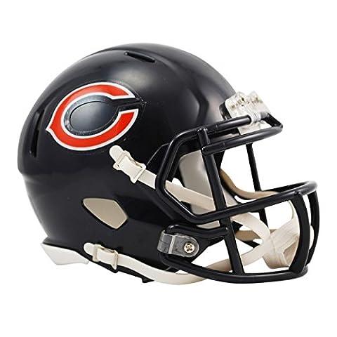 NFL Chicago Bears Official Mini Replica Helmet - 13cm High