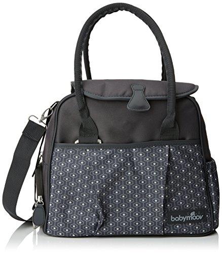Babymoov Wickeltasche Style Bag zink