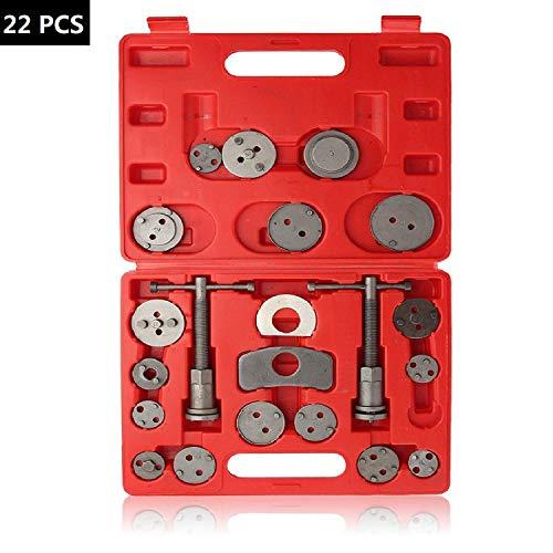 Turefans kit compresseur de Ressort de soupape,10 pi/èces Coffret Compressor disassemble Outils