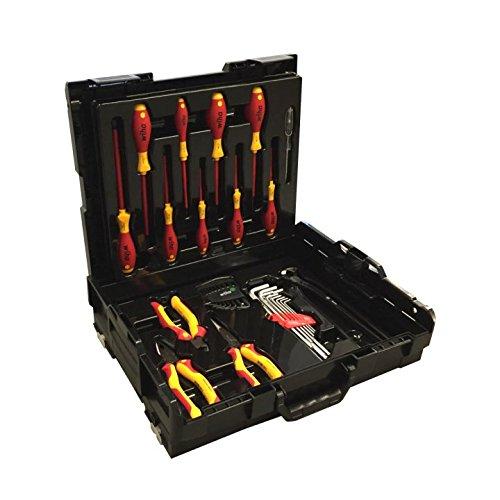 Wiha Werkzeug-Set 31-tlg. in L-BOXX schwarz gebraucht kaufen  Wird an jeden Ort in Deutschland