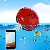 #9: Sonar Wireless Fish Sensor | Floating Fish Finder Upto 36M Depth & 100 Feet Distance