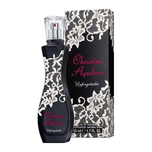 Christina Aguilera Unforgettable Eau de Parfum Natural Spray, 50 ml -