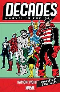 Décennies: Marvel dans les années 80 - Merveilleuses évolutions par Walt Simonson