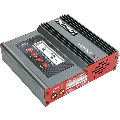 Modellbau-Multifunktionsladegerät 12 V, 230 V 7 A VOLTCRAFT V-Charge 50