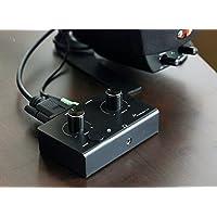 Repuesto de Controlador Independiente con botón de Encendido para Altavoces de Ordenador Klipsch ProMedia 2.1