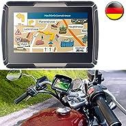 NavGear TourMate N4, Motorrad-, Kfz- & Outdoor-Navi mit Deutsch