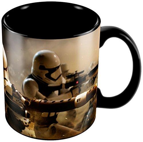 SD Toys SD Toys - Mug Star Wars Episode 7 - Stormtrooper Battle - 8436546899969