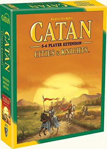 Mayfair Games MFG03078 - Brettspiele, Catan, Cities und Knights 5-6 Player Expansion