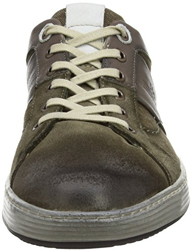 Lloyd Andre, Baskets Basses Homme Gris - Grau (TAUPE/GREY/OFFWHITE 4)