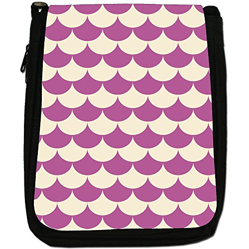 Fancy A Snuggle, Borsa a spalla donna Overlapping Dotted Lines