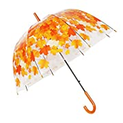 Caratteristiche: 1. La parte superiore in PVC è assolutamente impermeabile e robusta 8 nervature metalliche e molto resistente, la resistenza al vento e alla pioggia superiori. Assicurati di acquistare. 2. Coda ombrello con protezione contro ...