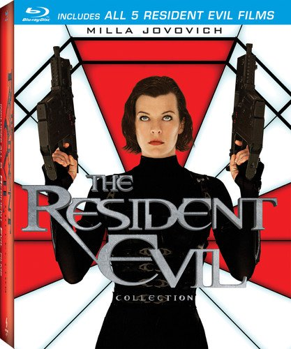 Resident Evil: Collection [Edizione: Stati Uniti] [USA] [Blu-ray]
