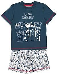 Boboli Pijama Punto De Niño Para Niños