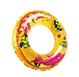 #4: Kamachi Swimming Safety Ring Pvc Tube Tyre For Kids Size 24inch Color May Vary (Pack of 1)