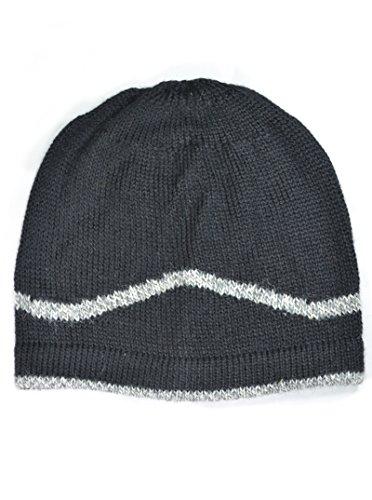 Gamboa - Warm und Weich - 100% Alpaka Mütze - Handgemachter Alpaka-Hut