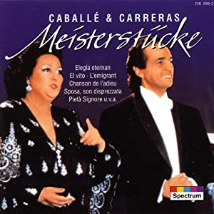 Freedb 9A0E9C0C - La Maja y el ruisenor (Monserrat Caballe)  Track, music and video   by   Montserrat Caballe & Jose Carreras