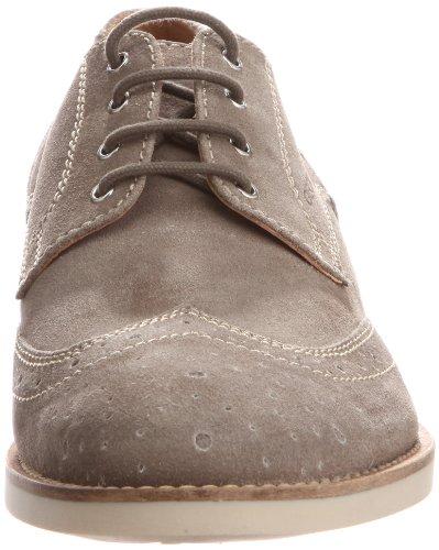 Geox U.Soho C Halbschuhe Dark Grey U22W5C 00022 C9002 (H-169 ) Dark Grey