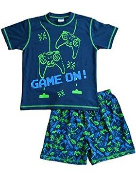 thepyjamafactory Pijama Dos Piezas - para Niño