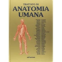 Anatomia umana. Trattato vol. 1-3
