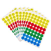 Haobase 540Pcs Smiley Faces Stickers
