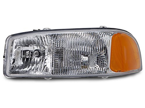 gmc-sierra-yukon-headlight-oe-style-replacement-headlamp-driver-side-new-by-headlights-depot