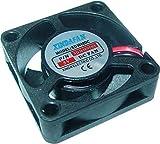 5V Miniatur Lüfter, Gehäuselüfter 30mm x 10mm, Modellbaulüfter, 0,10A, AS55