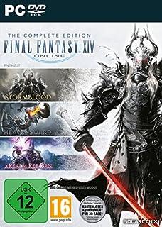 Final Fantasy XIV Complete Edition [PC] (B06XTTJJ8K)   Amazon Products