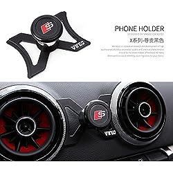 Magnettelefonhalter für Audi A3/S3/RS3 Magnet Phone Holder for Audi A3/S3/RS3 (Black)