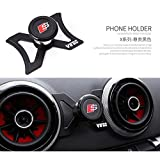 • INNOVATIVE DESIGN--- This swivel magnetic mobile holder is exclusively designed for Audi A3/Q2/S3/RS3 (2014-2018), no more worry about how to clip the universal gripgo cell phone holder. If you are the owner of other car model, please do no...