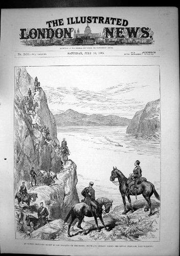 Süden-Husar-Teufel-Treppenhaus-Freiwillig-Zusammenfassung N Z 1885