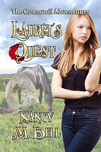 Laurel's Quest (The Cornwall Adventures Book 1) (English Edition) Crystal Laurel