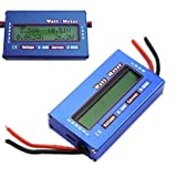 Nickys-Gift-Digital-60V-100A-Balance-Voltage-Battery-Power-Analyzer-RC-Watt-Meter-Checker