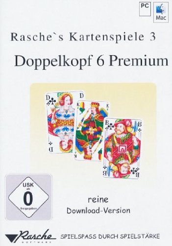 Rasche's Doppelkopf 6 Premium (Download-Version) - PC+Mac