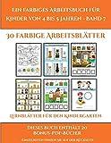 Ein farbenreiches Aktivitätsbuch für Kinder im Vorschulalter von Dr. James ManningSind Sie auf der Suche nach einer unterhaltsamen und mental ansprechenden Möglichkeit, Ihrem Kind zu helfen, seine kognitiven Fähigkeiten zu entwickeln und zu verfeiner...