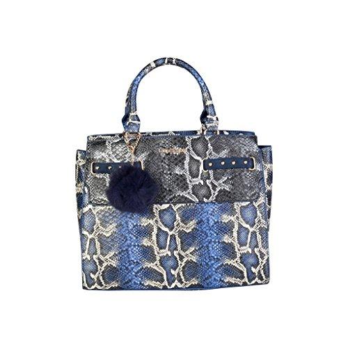 Laura Biagiotti LB17W256-1 Handtaschen Damen Blau