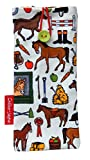 Selina-Jayne Horses Limited Edition Designer Soft Fabric Glasses Case