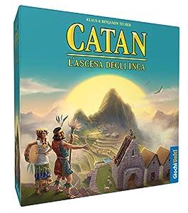 Juegos Unidos-La Los Éxitos del Inca Juego de la línea Catan con Malabares Histórica,, 1