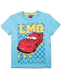 Disney Cars Jungen T-Shirt - hellblau