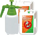 ENVIRA Spray gegen Holzwurm 2x2Ltr + Drucksprüher