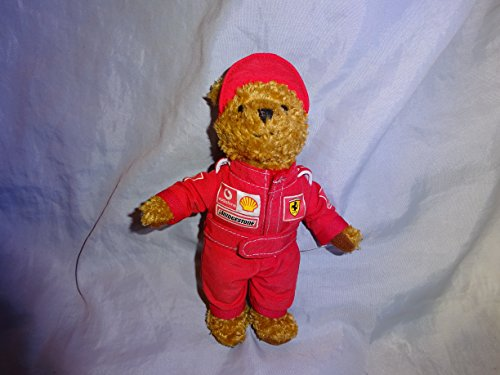 ferrari-bear-with-a-suction-cup-attached