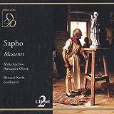 Massenet : Sapho. Andrew, Oliver, Keefe.