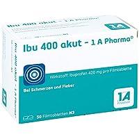 Ibu 400 akut 1A-Pharma Tabletten, 50 St. preisvergleich bei billige-tabletten.eu