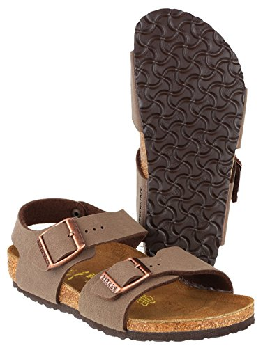 Birkenstock New York Kids sandales dété Moka