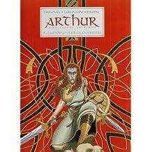 Arthur, Tome 8 : Gwenhwyfar la guerrière